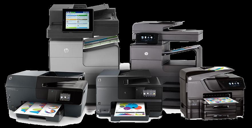 Servicio de reparacion impresoras hp