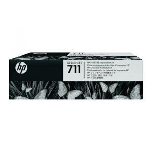 CABEZAL DE IMPRESION HP 711 C1Q10A T520/T120