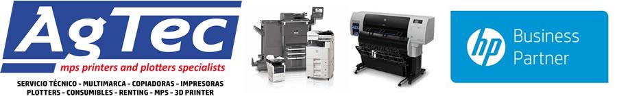 Servicio técnico hp impresoras Barcelona
